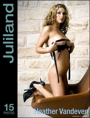 Heather Vandeven - `020` - by Richard Avery for JULILAND
