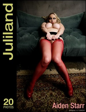 Aiden Starr - `014` - by Richard Avery for JULILAND