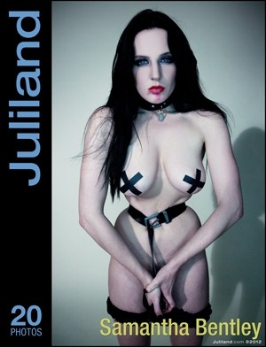 Samantha Bentley - `002` - by Richard Avery for JULILAND
