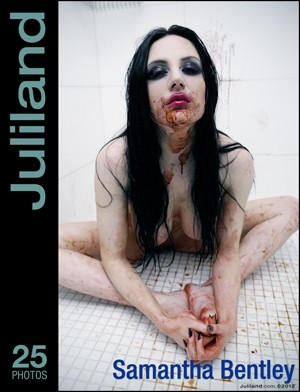 Samantha Bentley - `008` - by Richard Avery for JULILAND