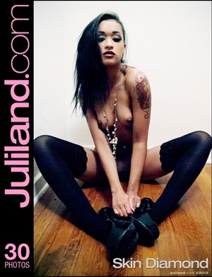 Skin Diamond - `009` - by Richard Avery for JULILAND