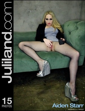 Aiden Starr - `016` - by Richard Avery for JULILAND
