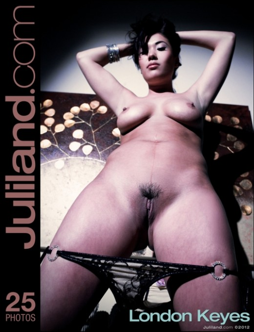 London Keyes - `008` - by Richard Avery for JULILAND