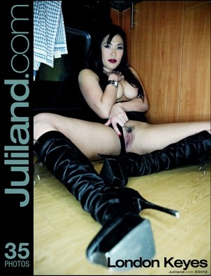 London Keyes - `009` - by Richard Avery for JULILAND