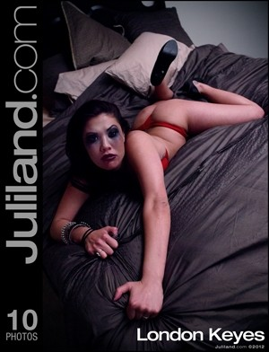 London Keyes - `011` - by Richard Avery for JULILAND