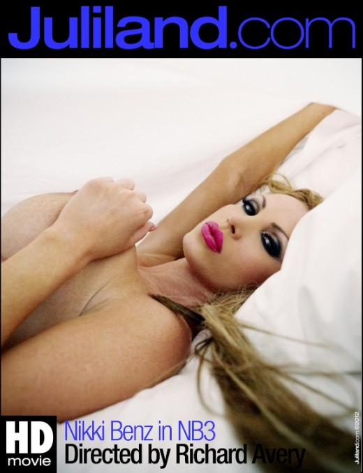 Nikki Benz - `NB3` - by Richard Avery for JULILAND