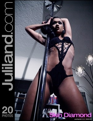Skin Diamond - `011` - by Richard Avery for JULILAND