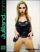Nikki Benz in 003 gallery from JULILAND by Richard Avery