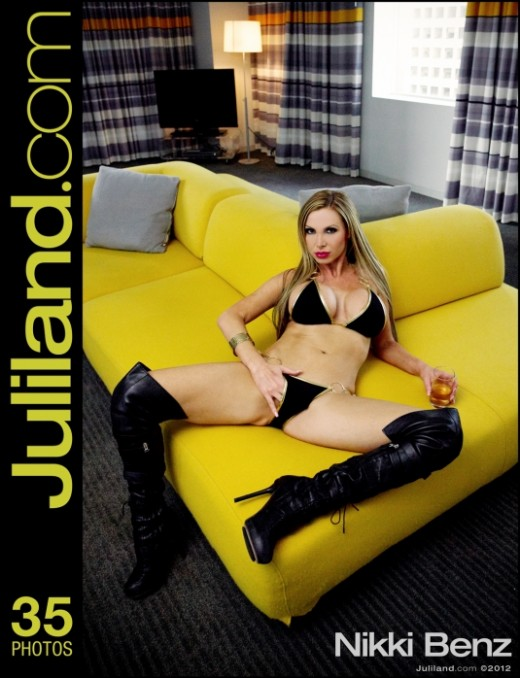 Nikki Benz - `002` - by Richard Avery for JULILAND