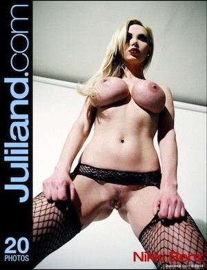 Nikki Benz - `008` - by Richard Avery for JULILAND