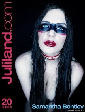Samantha Bentley - `018` - by Richard Avery for JULILAND