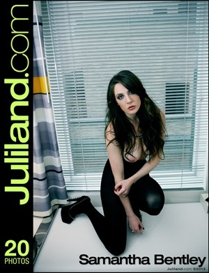 Samantha Bentley - `026` - by Richard Avery for JULILAND