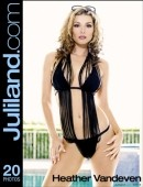 Heather Vandeven in 022 gallery from JULILAND by Richard Avery