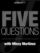 Five Questions with Missy Martinez