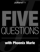 Phoenix Marie - Five Questions with Phoenix Marie