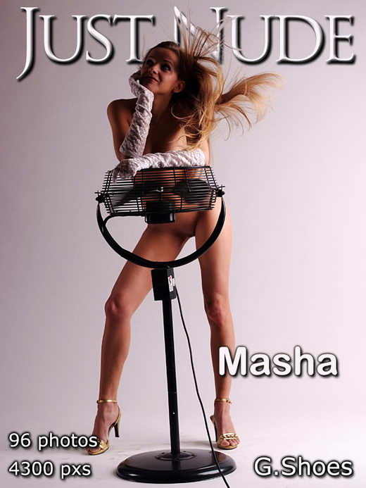 Masha - by Georg Shoes for JUST-NUDE
