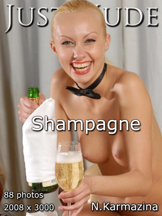 Ira - `Shampagne` - by Karmazina for JUST-NUDE