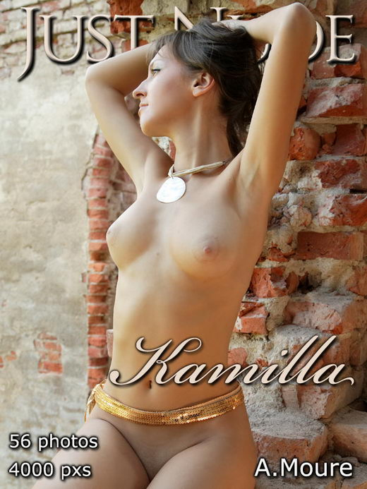 Kamilla - `Kamilla` - by Alex Moure for JUST-NUDE