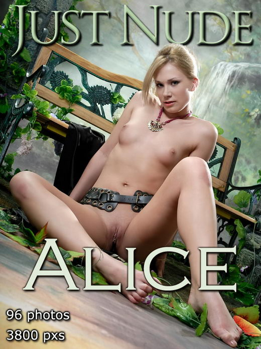 Alice - `Alice` - for JUST-NUDE