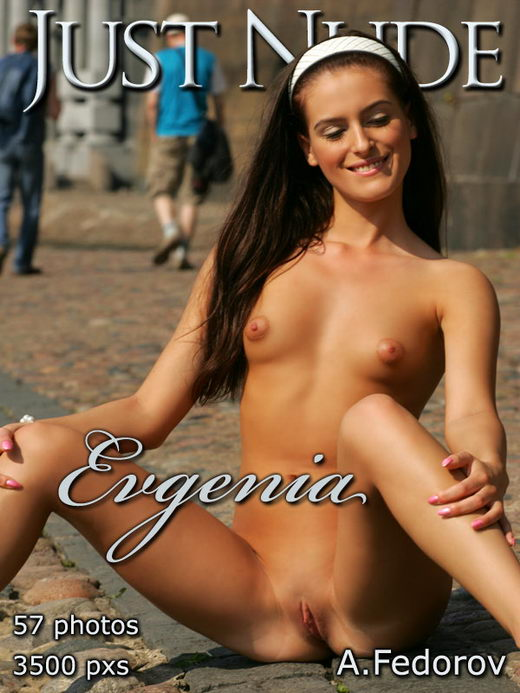 Evgenia - for JUST-NUDE
