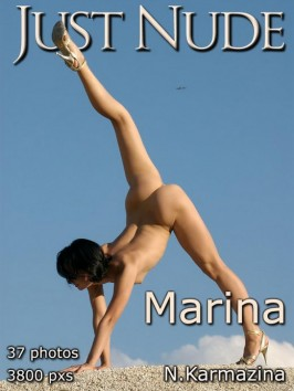 Marina  from JUST-NUDE