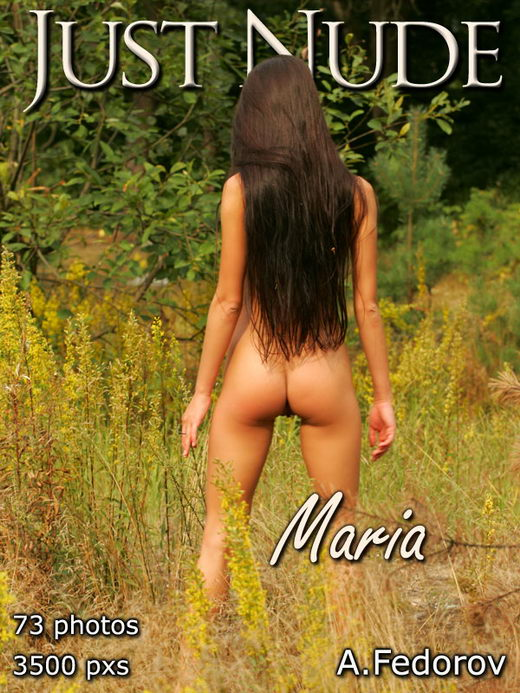 Maria - for JUST-NUDE