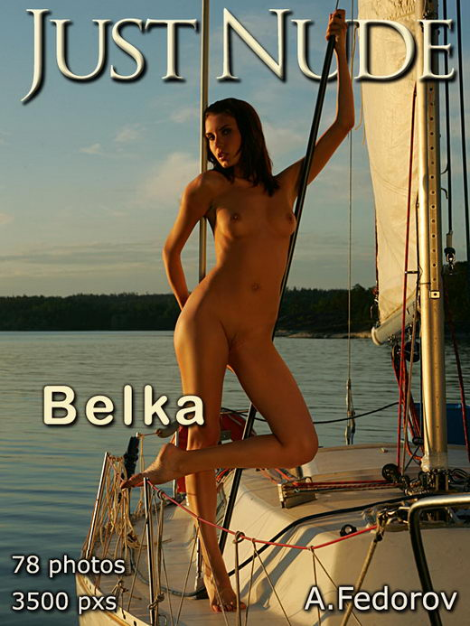 Belka - for JUST-NUDE