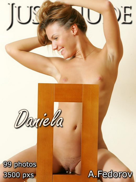 Daniela - by Alexander Fedorov for JUST-NUDE