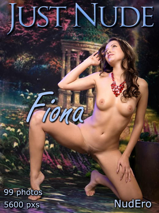 Fiona - by Nudero for JUST-NUDE