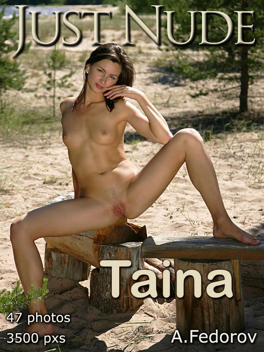 Taina - by Alexander Fedorov for JUST-NUDE