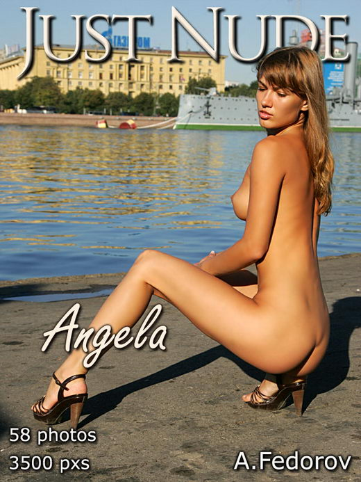 Angela - for JUST-NUDE