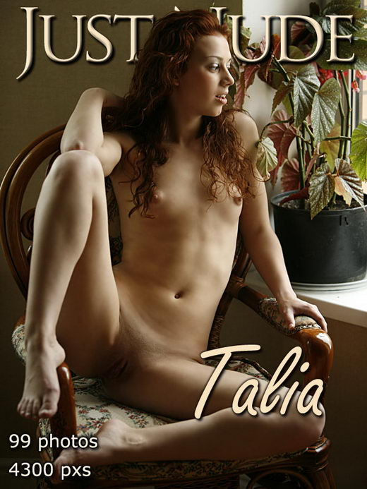 Talia - for JUST-NUDE