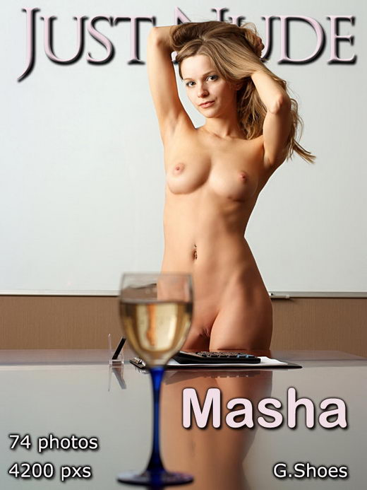 Masha - for JUST-NUDE