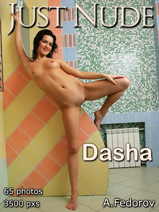 Dasha - for JUST-NUDE