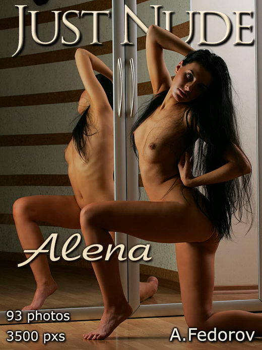 Alena - by Alexander Fedorov for JUST-NUDE