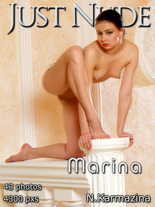Marina - by N Karmazina for JUST-NUDE