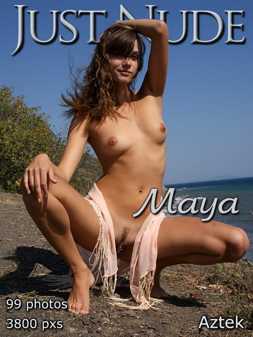 Maya - by Aztek for JUST-NUDE