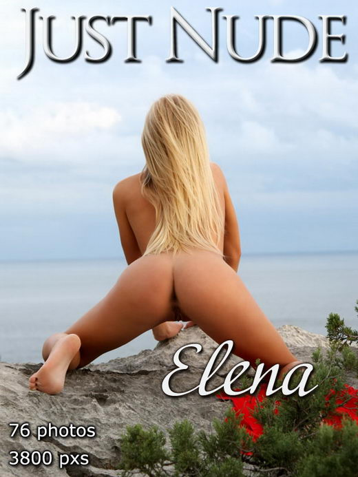 Elena - `Stones` - for JUST-NUDE