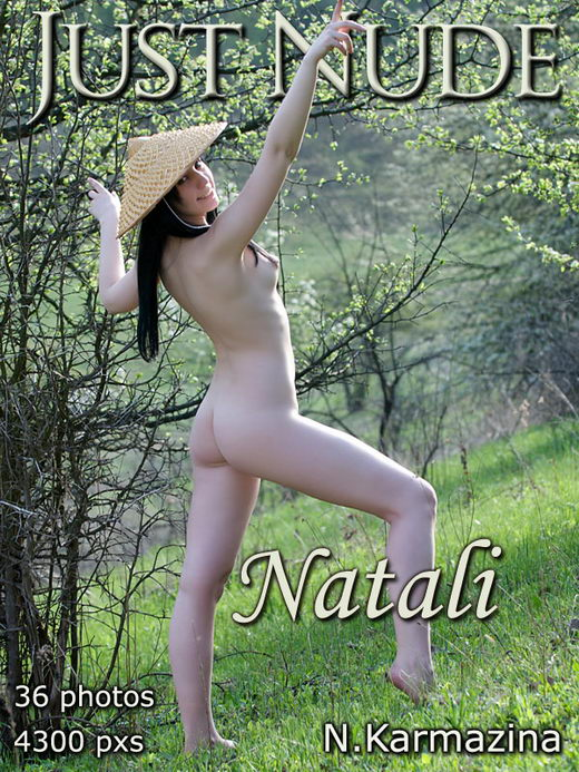 Natali - by N Karmazina for JUST-NUDE