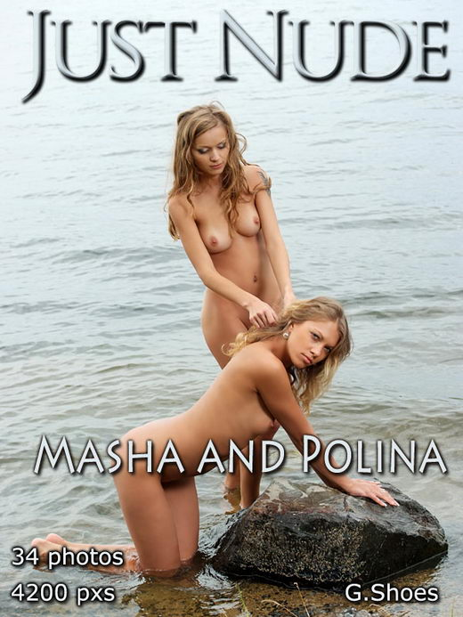 Masha & Polina - by Georg Shoes for JUST-NUDE