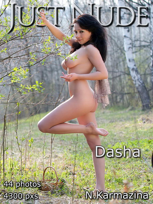 Dasha - by N Karmazina for JUST-NUDE