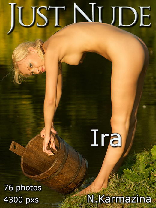 Ira - by N Karmazina for JUST-NUDE