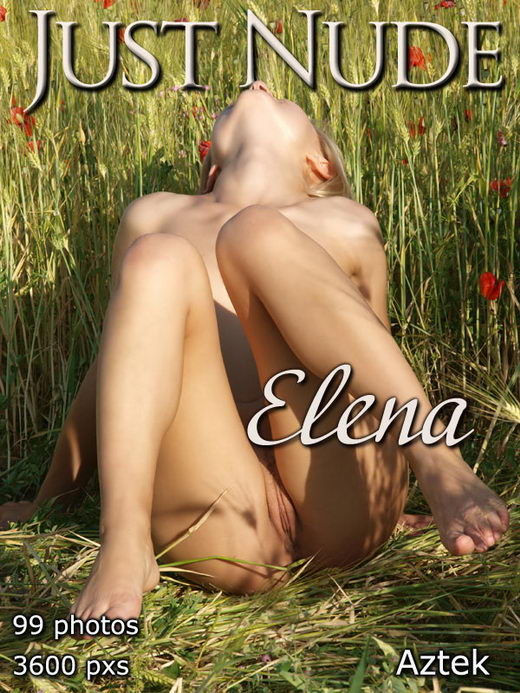 Elena - by Aztek for JUST-NUDE