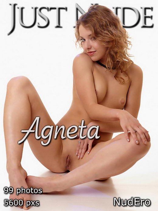 Agneta - by Nudero for JUST-NUDE
