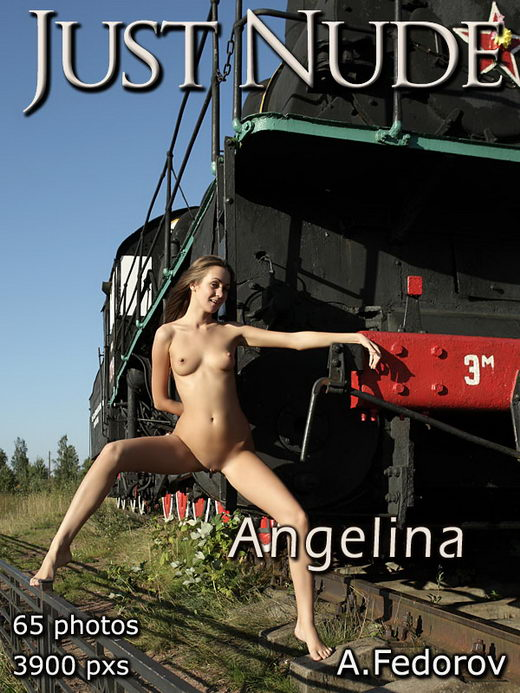Angelina - by Alexander Fedorov for JUST-NUDE