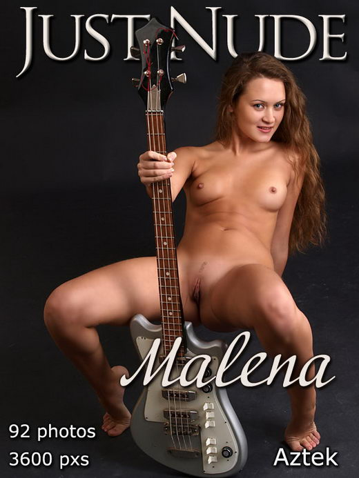 Malena - by Aztek for JUST-NUDE