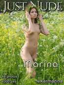 Marina in  gallery from JUST-NUDE by N Karmazina