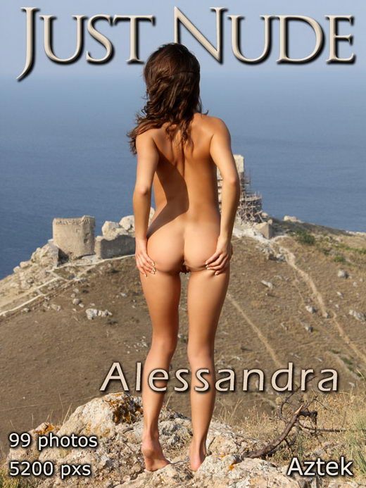 Alessandra - by Aztek for JUST-NUDE