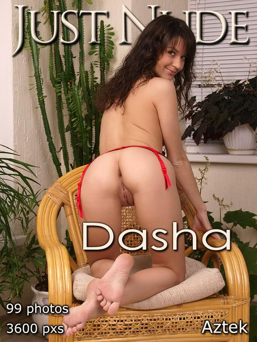 Dasha - by Aztek for JUST-NUDE