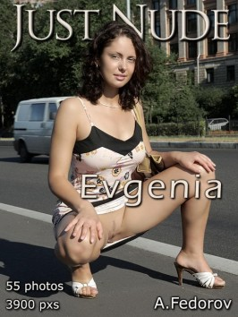 Evgenia  from JUST-NUDE